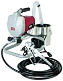 5/8 HP 3000 PSI Airless Paint Sprayer Kit; Includes Stainless Steel...