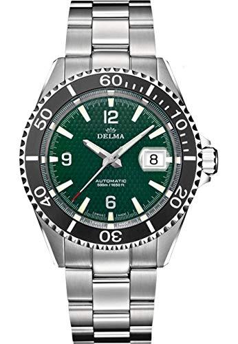 DELMA - Armbanduhr - Herren - Santiago - 41701.560.6C144