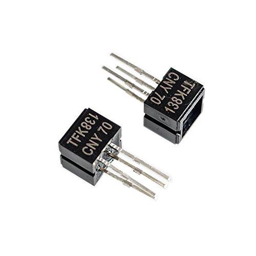 10pcs CNY70 DIP-4 photoelectric switch
