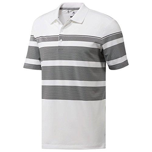 adidas Ultimate Wraparound Polo, Blanco (Blanco CY7408), X-Small (Tamaño del Fabricante:XS) para Hombre