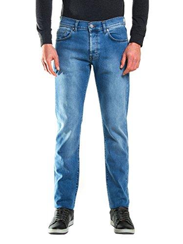 Carrera Jeans - Jeans per Uomo, Look Denim, Tessuto Elasticizzato IT 46