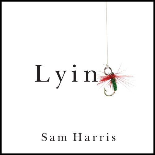 Lying audiobook cover art