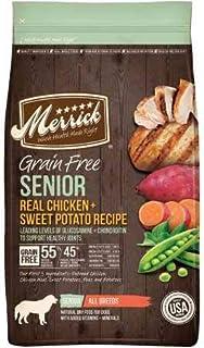 Merrick Grain Chicken Sweet Potato