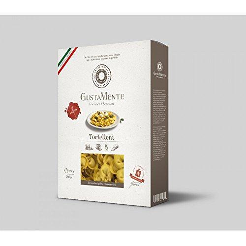 GustaMente Tortelloni Pasta Fresca Senza Glutine 250g