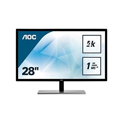 AOC U2879VF LCD Monitor da 28