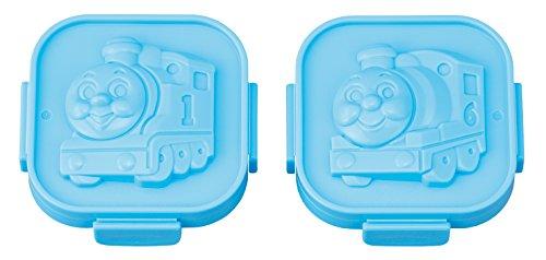 OSK 弁当箱 ランチボックス ゆでたまご型 きかんしゃトーマス [かわいい形のゆで卵が作れる] 日本製 LS-5