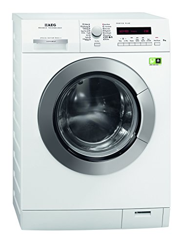 AEG Lavamat LÖKO+++FL Waschmaschine Frontlader / A+++ / 1400 UpM / 8 kg / Startzeitvorwahl / SuperEco Programm