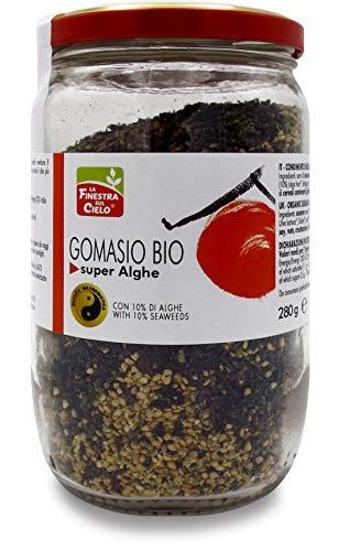 LA FINESTRA SUL CIELO Gomasio Super Alghe Bio - 280 g