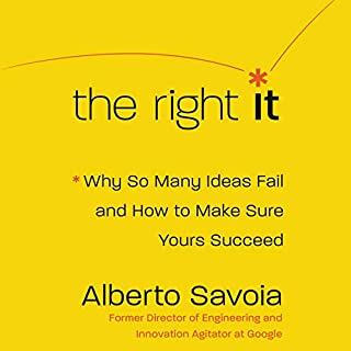 The Right It audiobook cover art