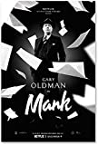 Hatytoyu Mank David Fincher Gary Oldman Poster Leinwand