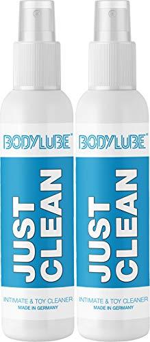 BODYLUBE® JUST CLEAN Pflegender Intim- und Toyreiniger (2 x 200 ml)