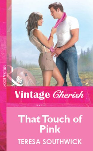 That Touch of Pink (Mills & Boon Vintage Cherish) (English Edition)