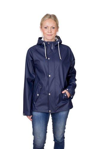 Tretorn Damen Regenjacke Tora Rain Jacket, Navyblue, XS