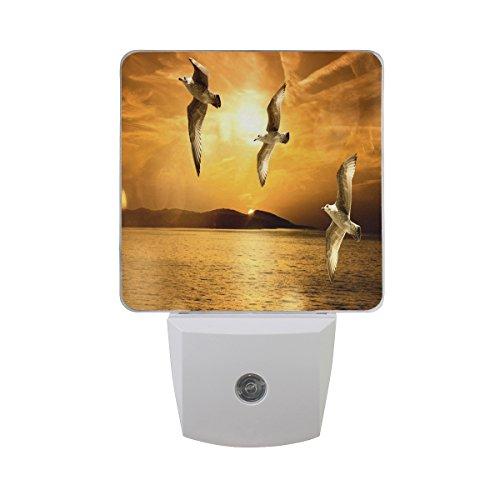 Saobao - Lámpara LED de noche para salón de dormitorio o salón o cualquier habitación oscura, para niños y adultos