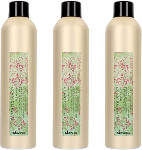 Davines More Inside - Starker Halt Haarspray 3x400 ml
