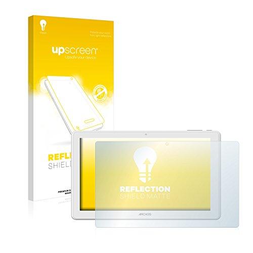 upscreen Entspiegelungs-Schutzfolie kompatibel mit Archos 101 Magnus – Anti-Reflex Bildschirmschutz-Folie Matt