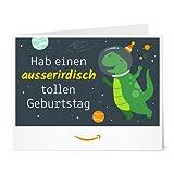 Amazon.de Gutschein zum Drucken (Ausserirdischer...