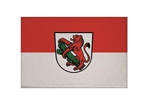 U24 Aufnäher Neuhausen an den Fildern Fahne Flagge Aufbügler Patch 9 x 6 cm