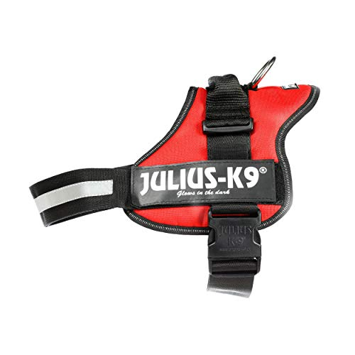 Powerharness Julius-K9, Red, Size 2