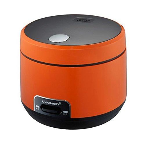Cuchen Reiskocher CJE-A0601 6 Personen Dampfgarer Lihom 220V (orange)
