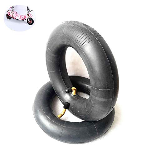 Electric Scooter Tire, 200x50 8-Inch Thick and Durable Inflatable Inner Tube, Used to Replace The Small Dolphin Mini Electric Scooter Inner Tube, 2pcs,Electric Scooter Tire Accessories
