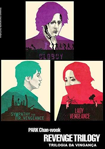 Pack Trilogia da Vingança de Park Chan-Wook - ( Mr. Vingança - Old Boy - Lady Vingança )