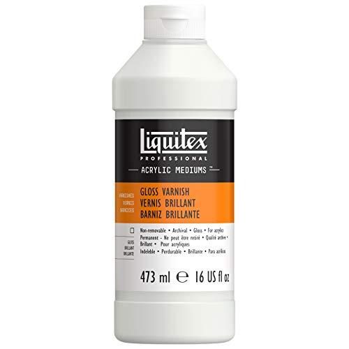 Liquitex 6216 Professional Gloss Varnish, 473 ml
