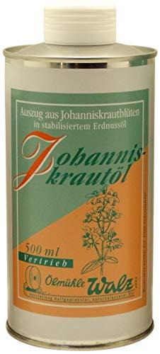 Ölmühle Walz - Badisches Johanniskrautöl - 500 ml