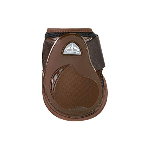 Veredus Young Jump Vento Fetlock Boots Large brown