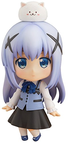 Good Smile is The Order a Rabbit: Chino Nendoroid Action Figure