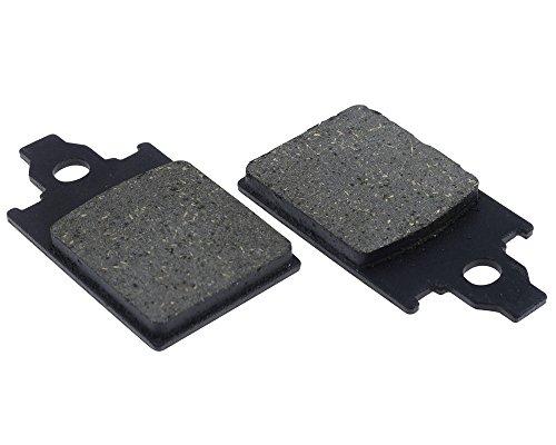 Bremsbeläge/Bremsklötze POLINI organisch für Simson S 53 CX 50 4-Gang 1992-1994