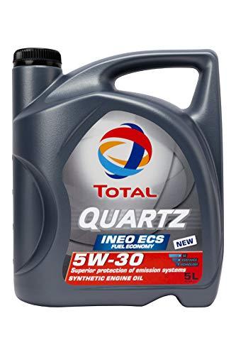 Total ACTOT5W305L Aceite DE Motor Quartz INEO ECS 5W30 5 litros, 5L