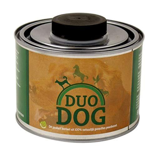 Duo Dog geschmolzenes Pferdefett - 0,5 Liter
