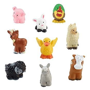 Fisher-Price Little People Farm Animal Friends