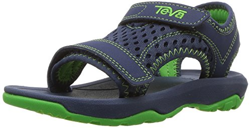 Teva Baby-Boy's T Psyclone XLT Sport Sandal, Navy, 8 M US Toddler