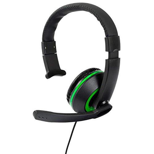 Gioteck XH50 Micro Casque Mono Chat pour Xbox One - vert - [Edizione: Francia]