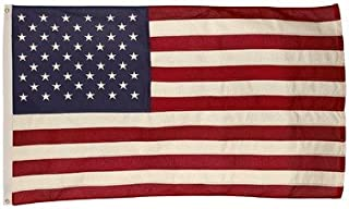 Valley Forge American Flag 3ft x 5ft Cotton Best Brand