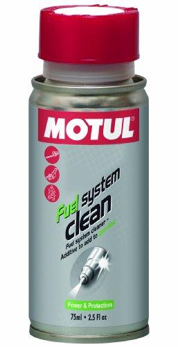 Motul 104879 Motoröle Fuel System Clean für kleinere 2/4-Takt-Motoren, 75 ml