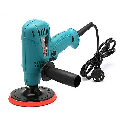 Zyangg-Home Hochdruckreiniger 600W 220V Auto-Puffer Polierer Waxer Werkzeug Elektropoliermaschine Buffing Wachs Auto Bewässerung Gun Waschanlagen (Color : Green, Size : Free)