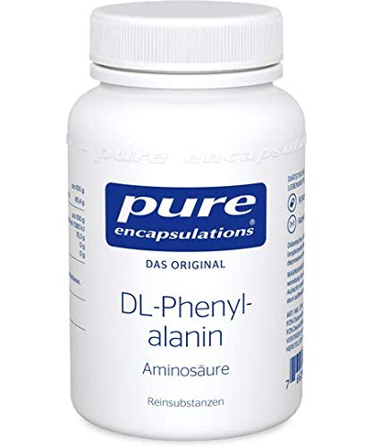 DL-Phenylalanin 90 Kps von Pure Encapsulations