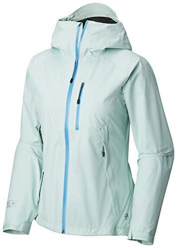 Mountain Hardwear Women's Exposure/2 Gore-Tex Paclite Jacket - Pristine - Medium