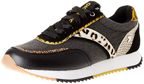 Gioseppo Covington, Zapatillas Mujer, Negro, 38 EU