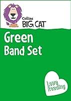 Green Band Set: Band 05/Green (Collins Big Cat Sets)