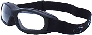 Guard-Dogs Evader 1 Changers Aggressive Dry Eye Goggle, Matte Black 054-71-01