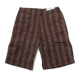 [パタゴニア] メンズ ボトムス オール ウェア カーゴ ショーツ Men's All-Wear Cargo Shorts 57697 28インチ 5.HALF LAP:BLACK OAK [並行輸入品]