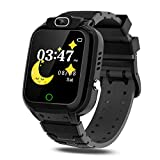 CMKJ Kids Smartwatch with 7 Games, Watch for Children with MP3 & MP4 Player, Touchscreen Gaming Watch Gift for 2-13 Years Old Girls and Boys, with 2GB Memory Card & Screen Protector