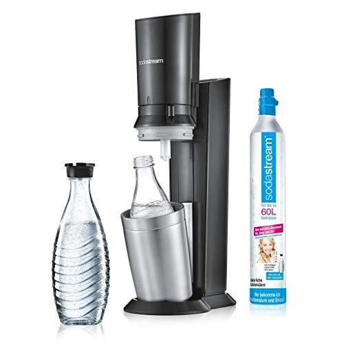 SodaStream Crystal nero