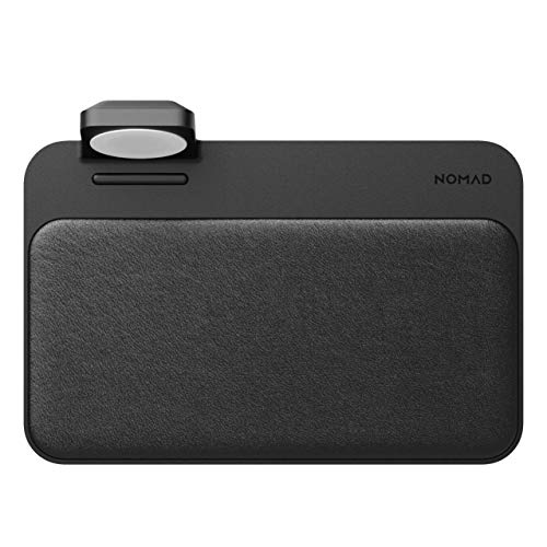 Chargeur Induction pour Smartphones & pour Apple Watch Noir Nomad