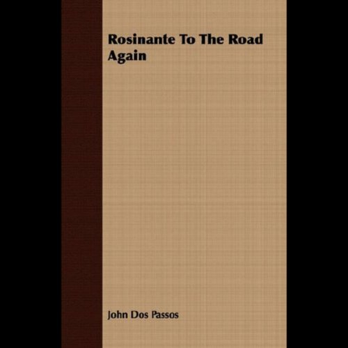Rosinante to the Road Again cover art