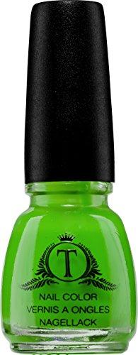 Trosani Nagellack neon Fashion Colors - bare Putty, 1er Pack (1 x 5 ml)